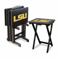 LSU Tigers TV Trays - Set of 4
