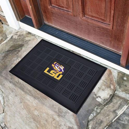 LSU Tigers Vinyl Door Mat