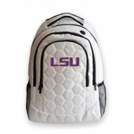 LSU Tigers Soccer Backpack