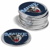 Maine Black Bears 12-Pack Golf Ball Markers
