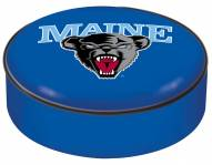 Maine Black Bears Bar Stool Seat Cover