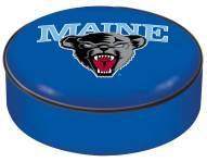 Maine Black Bears Bar Stool Seat Cover