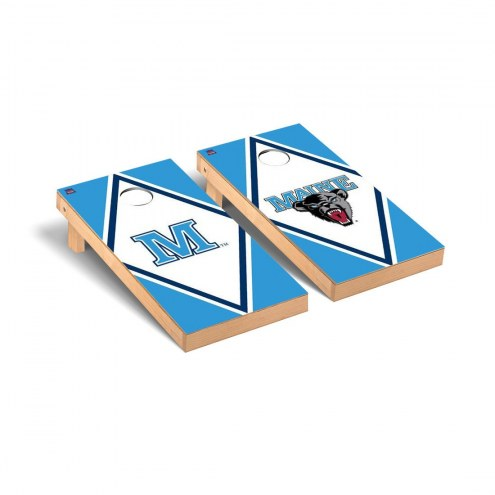 Maine Black Bears Diamond Cornhole Game Set