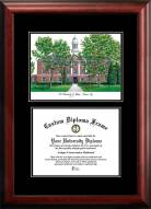Maine Black Bears Diplomate Diploma Frame