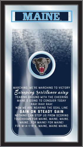 Maine Black Bears Fight Song Mirror