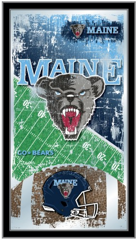 Maine Black Bears Football Mirror