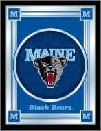 Maine Black Bears Logo Mirror