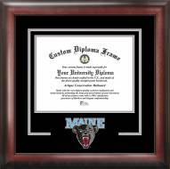 Maine Black Bears Spirit Diploma Frame