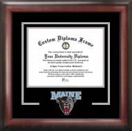 Maine Black Bears Spirit Diploma Frame