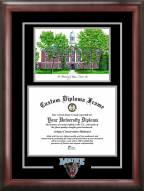 Maine Black Bears Spirit Graduate Diploma Frame