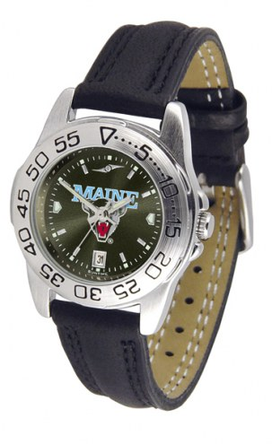 Maine Black Bears Sport AnoChrome Women's Watch