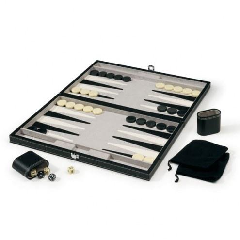 """Mainstreet Classics 18"""" Backgammon Set"""