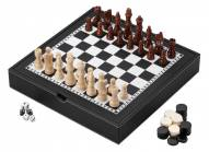 Mainstreet Classics 3-in-1 Wall Street Game Combo Set
