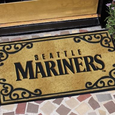 Seattle Mariners MLB Door Mat