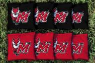 Marist Red Foxes Cornhole Bag Set