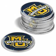 Marquette Golden Eagles 12-Pack Golf Ball Markers