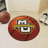 Marquette Golden Eagles Basketball Mat