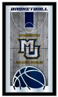 Marquette Golden Eagles Basketball Mirror