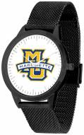 Marquette Golden Eagles Black Mesh Statement Watch