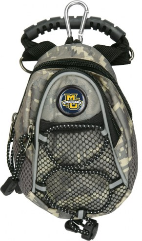Marquette Golden Eagles Camo Mini Day Pack