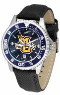 Marquette Golden Eagles Competitor AnoChrome Men's Watch - Color Bezel