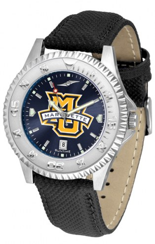 Marquette Golden Eagles Competitor AnoChrome Men's Watch
