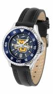 Marquette Golden Eagles Competitor AnoChrome Women's Watch - Color Bezel