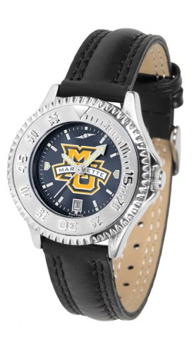 Marquette Golden Eagles Competitor AnoChrome Women's Watch