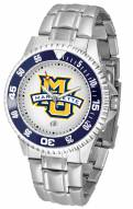 Marquette Golden Eagles Competitor Steel Men's Watch