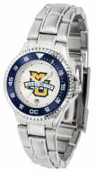 Marquette Golden Eagles Competitor Steel Women's Watch