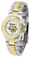 Marquette Golden Eagles Competitor Two-Tone Women's Watch