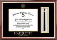 Marquette Golden Eagles Diploma Frame & Tassel Box