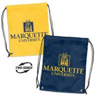 Marquette Golden Eagles Doubleheader Backsack