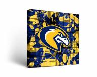 Marquette Golden Eagles Fight Song Canvas Wall Art