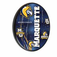 Marquette Golden Eagles Digitally Printed Wood Sign