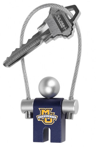 Marquette Golden Eagles Jumper Keychain