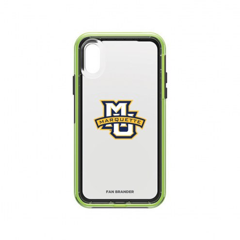 Marquette Golden Eagles LifeProof iPhone X/Xs Slam Case