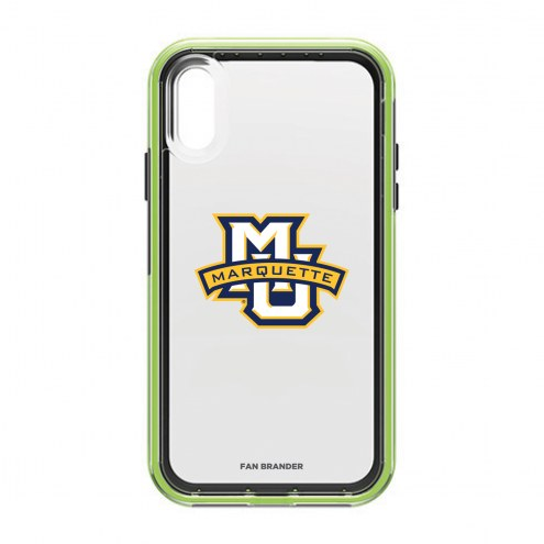 Marquette Golden Eagles LifeProof iPhone XR Slam Case