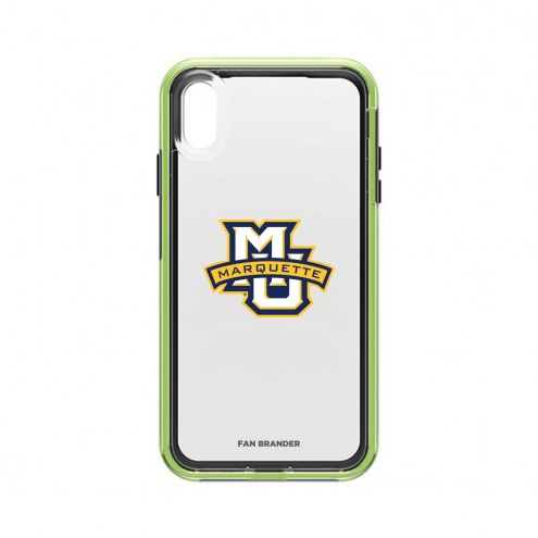 Marquette Golden Eagles LifeProof iPhone XS Max Slam Case