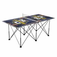 Marquette Golden Eagles Pop Up 6' Ping Pong Table