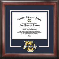 Marquette Golden Eagles Spirit Diploma Frame