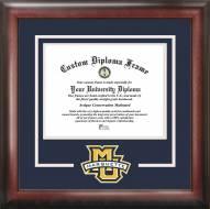 Marquette Golden Eagles Spirit Diploma Frame