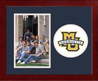 Marquette Golden Eagles Spirit Vertical Photo Frame