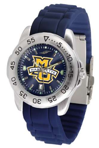 Marquette Golden Eagles Sport AC AnoChrome Men's Watch
