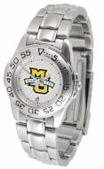 Marquette Golden Eagles Sport Steel Women's Watch