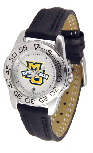 Marquette Golden Eagles Sport Women's Watch