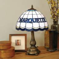 Marquette Golden Eagles Tiffany Table Lamp