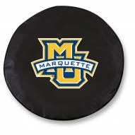 Marquette Golden Eagles Tire Cover