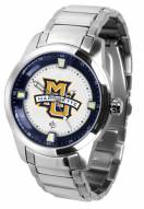 Marquette Golden Eagles Titan Steel Men's Watch