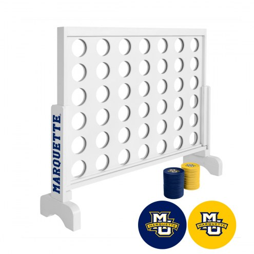 Marquette Golden Eagles Victory Connect 4